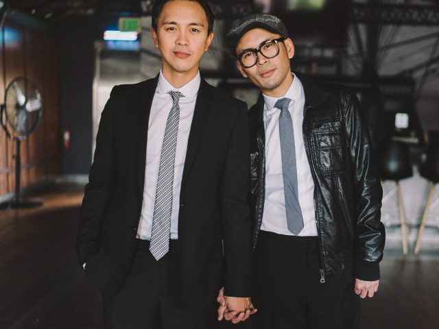 San Diego Wedding Photographer Gay Weddings