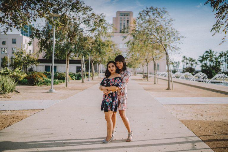 San Diego Gay Elopement Wedding Photography