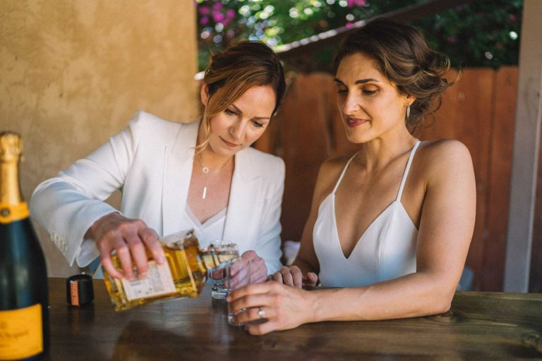 La Jolla San Diego Wedding