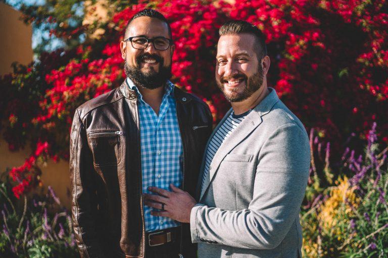 Gay Proposal Photo